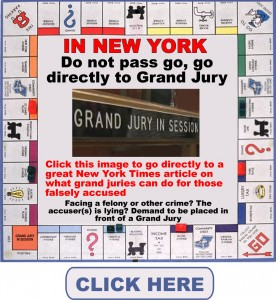 grand jury new york information