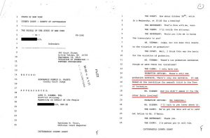 16SEPT3-Transcript-Cattaraugus-county-new-york-fraudulent-hearing