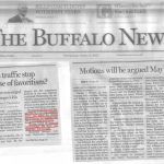 Buffalo News Story on Police Cover-up of crime. Click to enlarge.