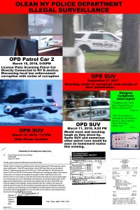 Some Picture Evidence of Illegal Surveillance - Click to Enlarge