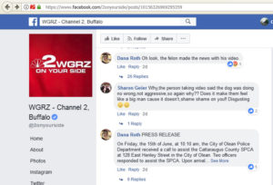 WGRZ Tread - Click Here to Enlarge